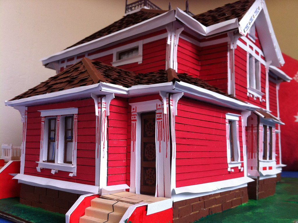 Hubsi1 39 s most recent flickr photos picssr for Charmed house blueprints