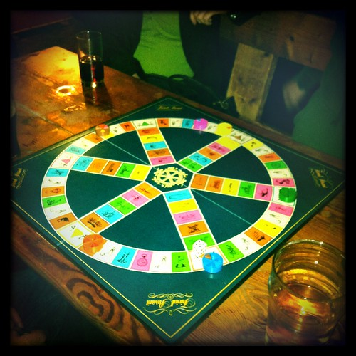Trivial Pursuit in the Pub