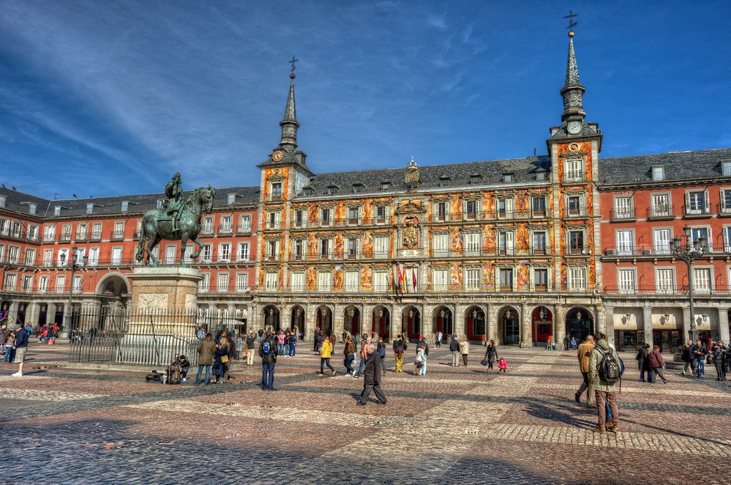 Plaza Mayor de Madrid - Madrid, Spain Travel Story