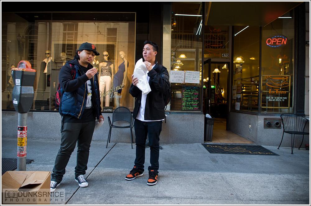 Ricky & Brendon.