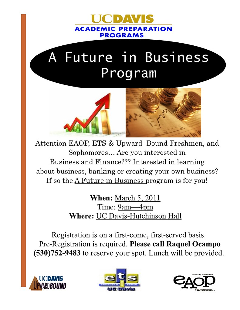 Business and Finance Academy 2011 Flyer final