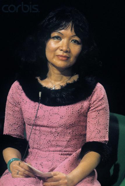 Bà Nhu, một tuần sau ngày Sài Gòn sụp đổ năm 1975
