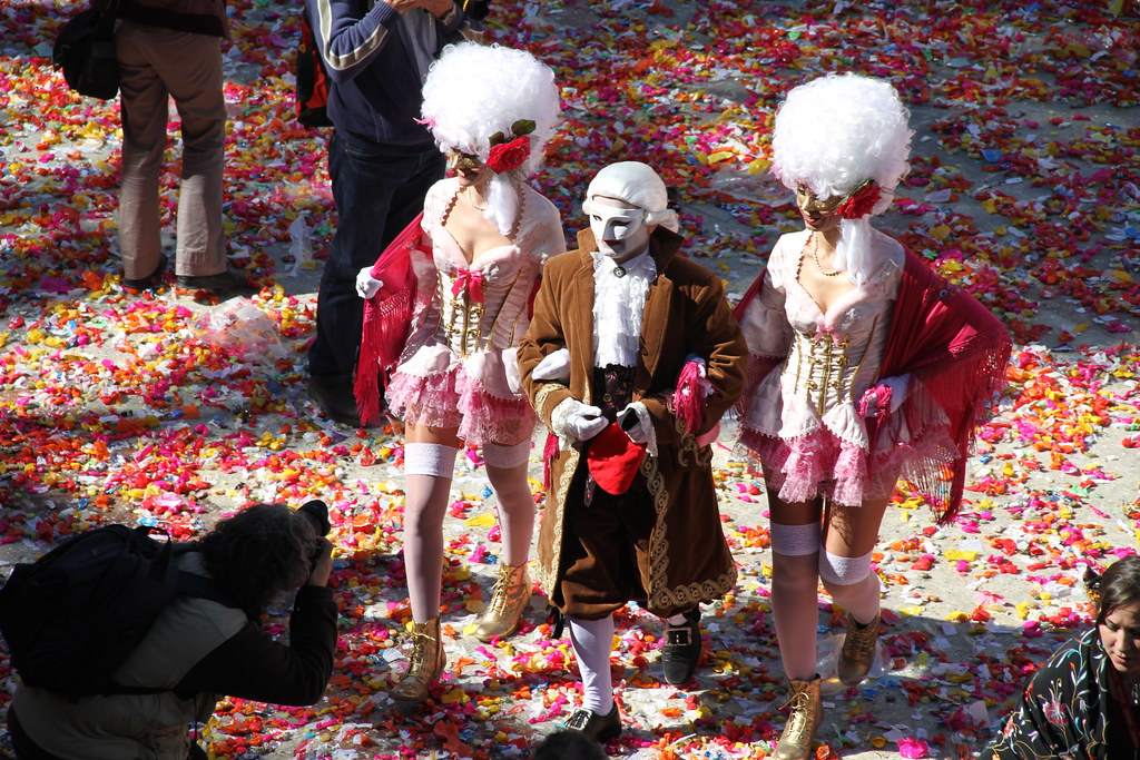 Carnaval de Vilanova i la Geltrú, em 2011