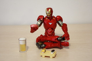 [Revoltech] Sci-Fi #024 Iron Man Mark VI