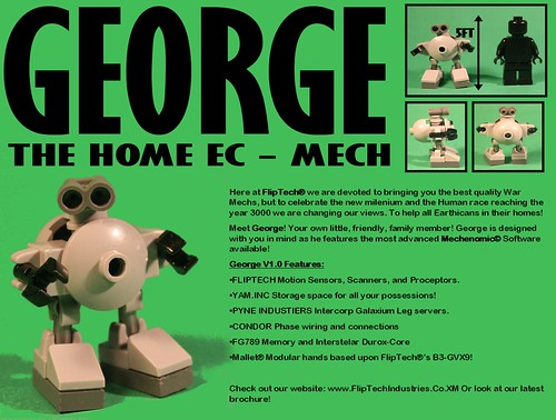 GEORGE - FlipTech® Products