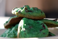 st. patrick cookies