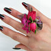Prom Flower Ring - Blumz by JRDesigns in metro Detroit