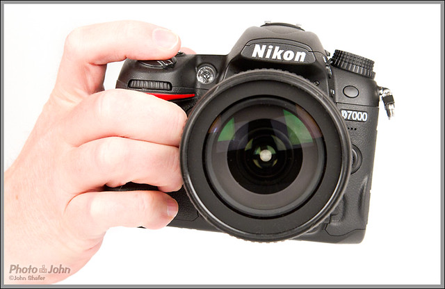 nikon d7000 how to use