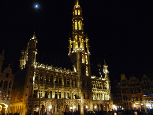 La Grand Place_Brussels_Mar11