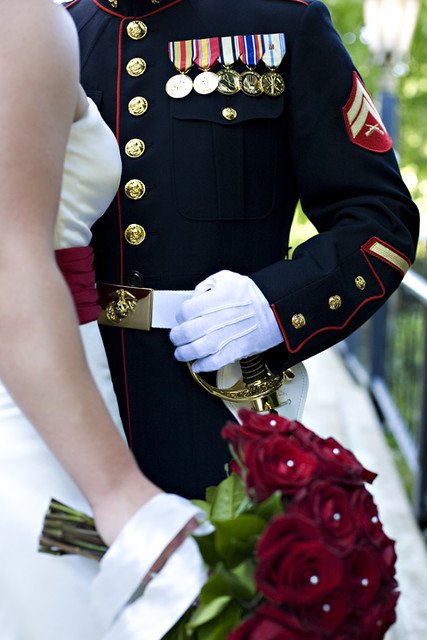 Marine Wedding Flickr Photo Sharing