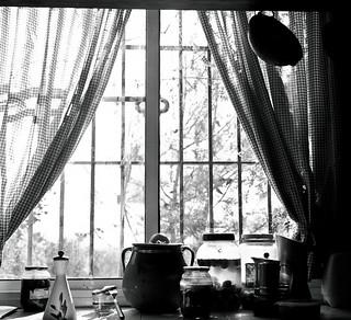 La ventana (analógica)