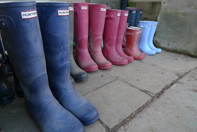 Wellies from Flickr via Wylio