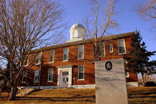 Dickson Co. Courthouse - Charlotte, TN