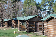 Grand Canyon Lodge North Rim Frontier Cabins 0403