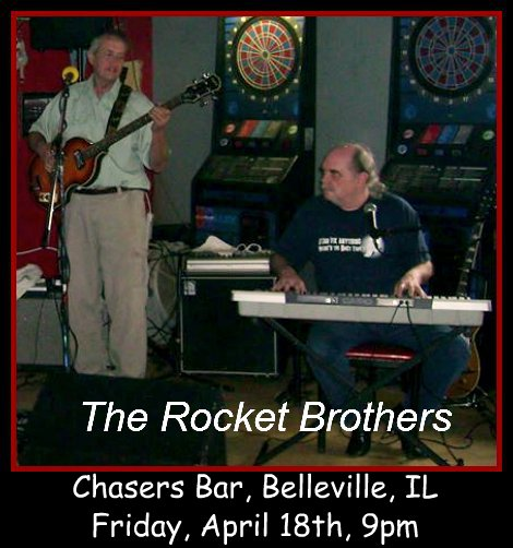 Rocket Brothers 4-18-14