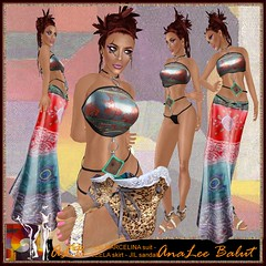 ALB MARCELINA - LEELA - JIL outfit - MONTH FREEBIE APRIL by AnaLee Balut