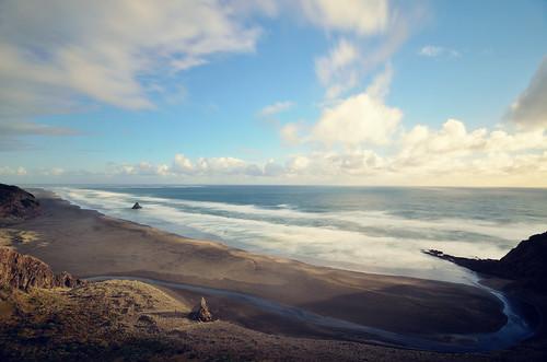 longexposure sea newzealand sky clouds nikon day superb cloudy ngc nz simply 1224 nd1000