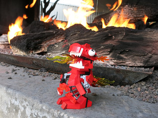 LEGO Mixels Series 1 : Infernites Max