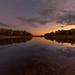 Daybreak, Lake Chatfield by mclcbooks