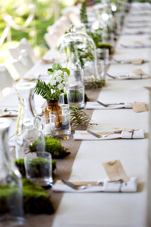 Main table decor inspiration