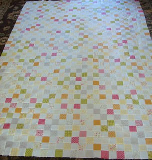 Postage Stamp Quilt a Long