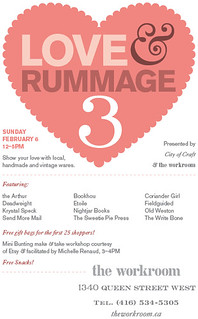 Love & Rummage Trunk Show