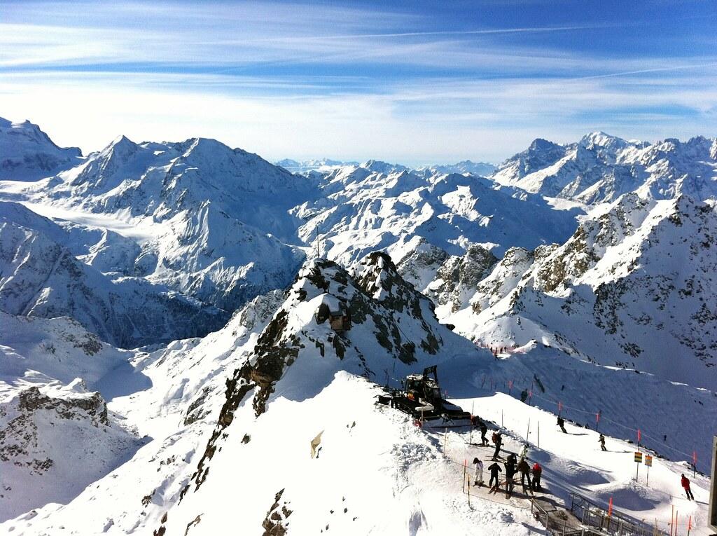 Les 4 Vallees - Verbier Switzerland Ski Trip