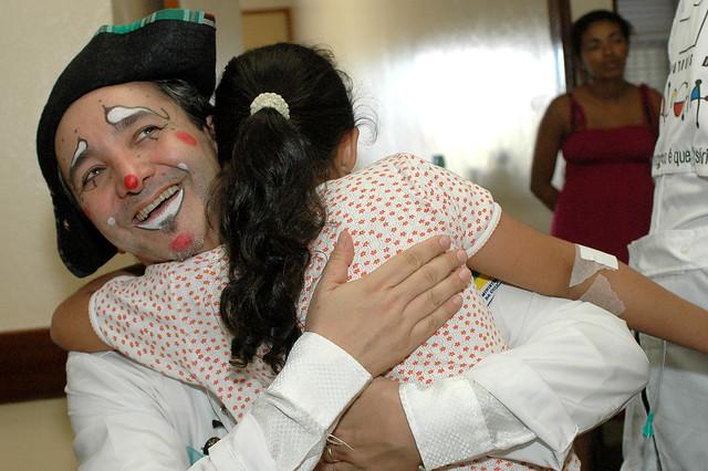 Dr. Zinho no hospital