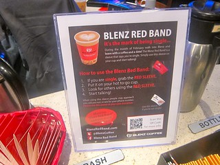 Blenz Red Band Lauch Party | Yaletown