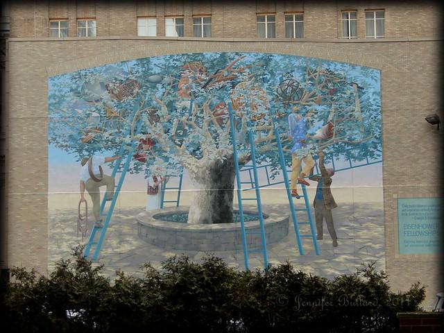 Eisenhower Fellowships Mural