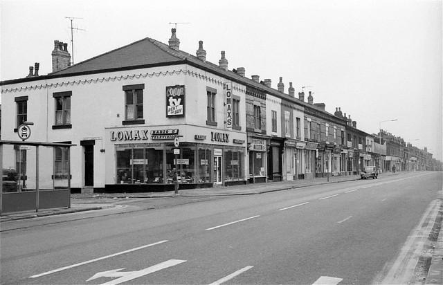 Eccles New Rd Salford 1974 Flickr Photo Sharing