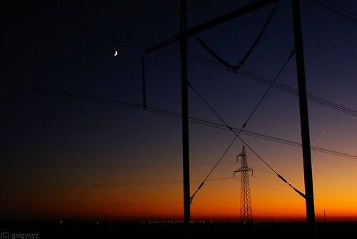 sunset turkmenistan ancirntmerv