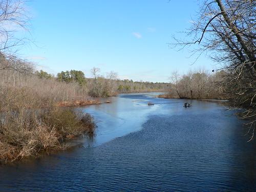 statepark park winter nature water de pond header felton delaware dsp kentcounty firststate