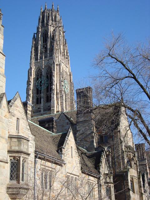 Yale University by CC user adam_jones on Flickr