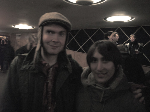 Jónsi and Alex