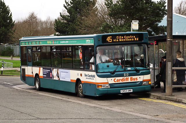 cardiff bus 17 and 18 dating