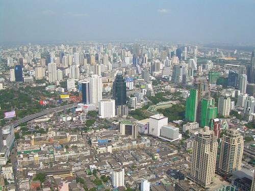 Skyline Bangkok