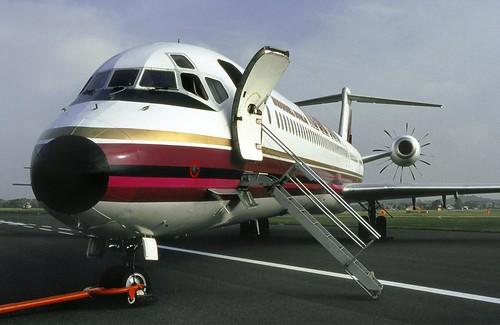 MD-81 N980DC