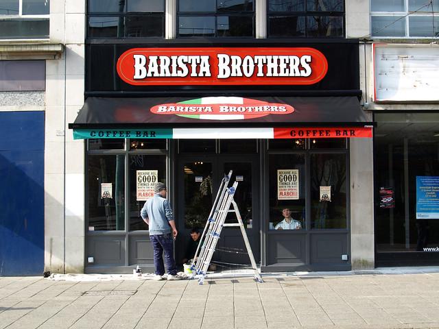 Barista Brothers Flickr Photo Sharing