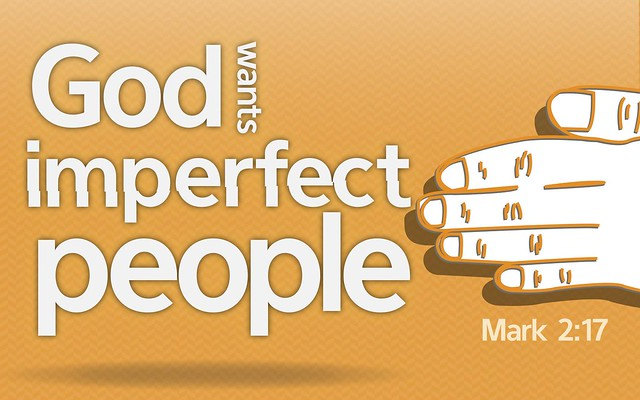 god uses imperfect people How god uses imperfect people like me trusting god with my failures july 17th, 2017 ginger kolbaba bible engager's blog i couldn't believe what i'd done.