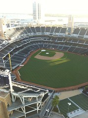 photo of PETCO stadium