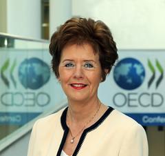 Berglind Asgeirstdottir, Ambassador of Iceland to OECD