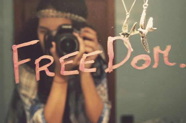 4/52- Freedom