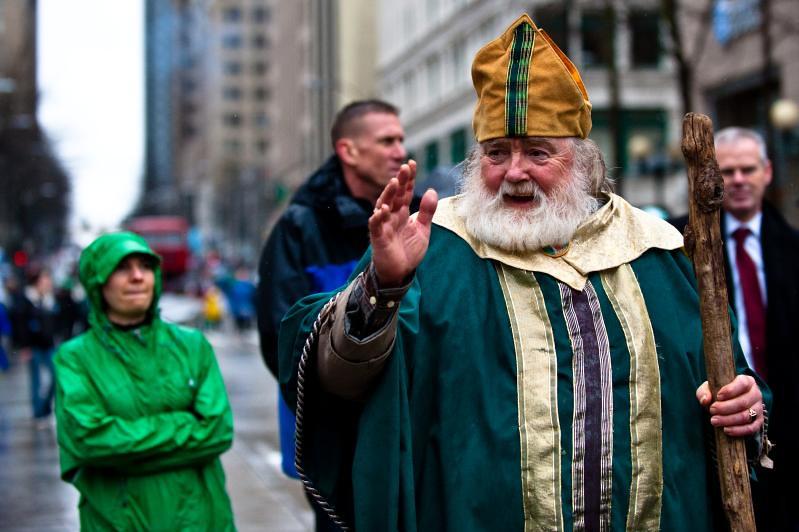 St. Patrick, I Presume