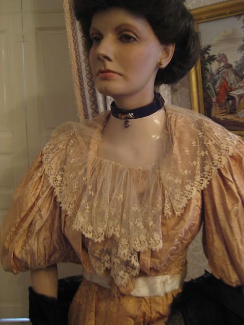 Greta Garbo mannequin
