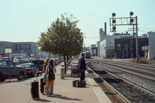 19960825 02 Amtrak Battle Creek, MI