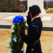 Changing the Wreath at the Tomb of the Unknown Soldier