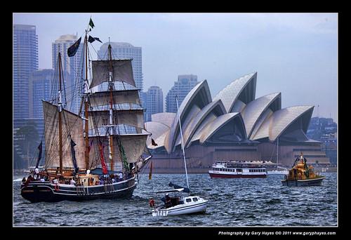 041_Australia Day 2011 Flotilla & Darling Fireworks