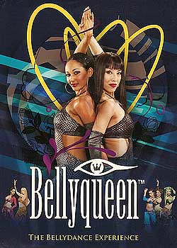 The Bellydance Experience cover