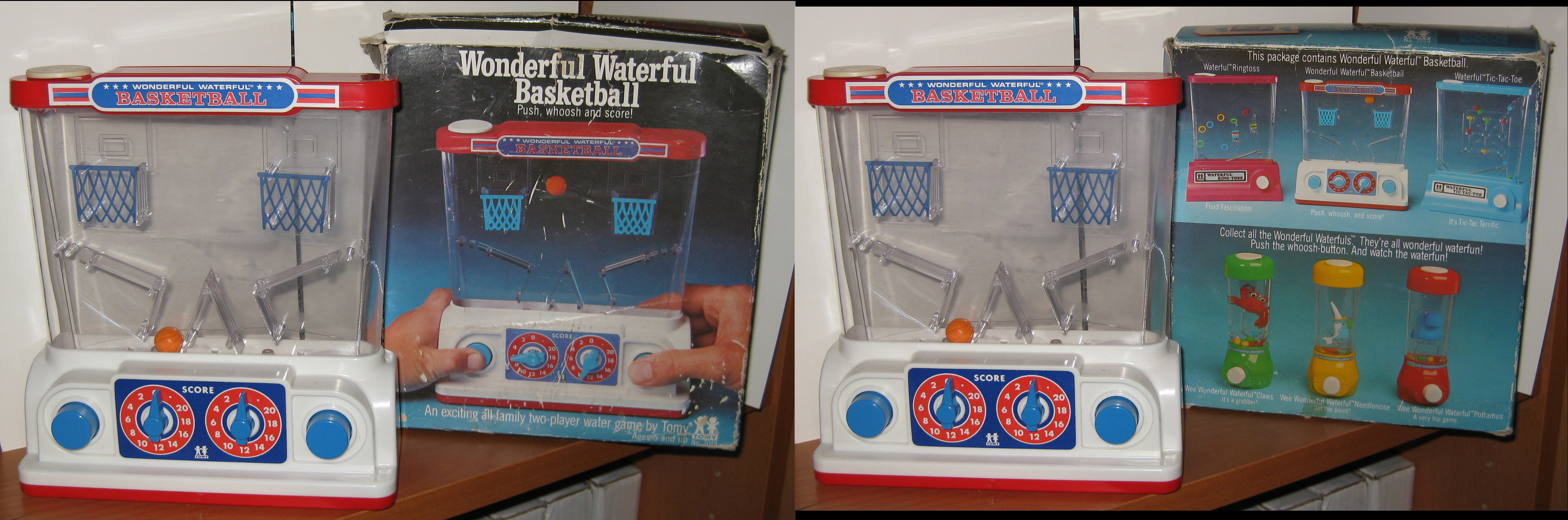 Tomy Water Ring